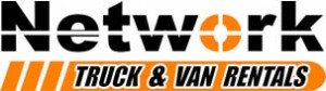 This is a picture of the Network Truck and Van Rentals logo.